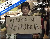 Fundación Telefónica - AWARD AMAUTA 2011 - GOLD