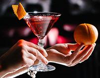 Съемка барного меню в Tesla Bar Минск