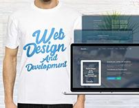 Web Design & Development - Camisetas 503