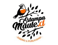 ESTAMPA MAULE / BRANDING