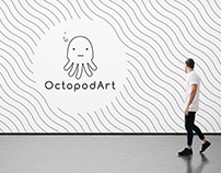 OctopodArt Logo