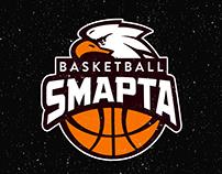 Logo for Smapta Basketball Team