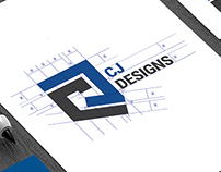 CJ Designs - Logo design