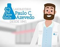 Prêmio Palc - Lab. Paulo Azevedo