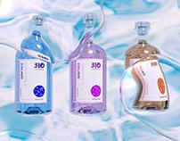 310 premium - label design