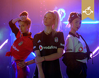 Beşiktaş JK - 2018/19 Jersey Kit