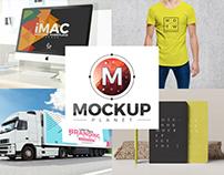 10 Free PSD Mockups 2018 Mockup Planet V4