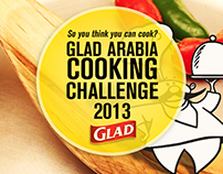 GLAD Cooking Challenge