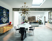 Loft in Florence by Abimis is a Prisma