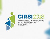 CIRSI 2018 1º Congresso - Branding e Website
