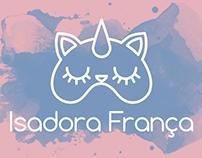 Identidade Visual Isadora França