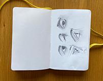 Cuaderno de Sketches