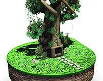 Tree - 3D