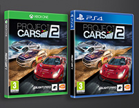 Project Car 2 – Box Art Visuals