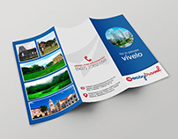 Brochure Design • Easy Travel Panama