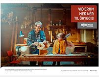 Öryggismiðstöðin Campaign