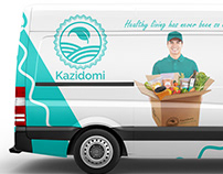 Kazidomi Redesign | Branding | Digital strategy