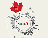 Service Canada Mobile Application
