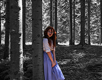 Alice in the woods