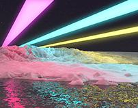 Neon Glacier