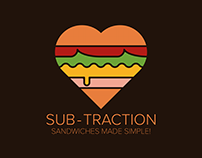 Sub-Traction Branding Design - For Sale