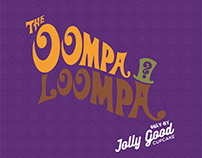 Oompa Loompa Brand - by Jolly Good Cupcake