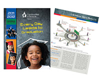 Community In Schools Annual Report (THP Creative)