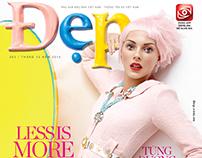 Cover Story // Tạp Chí ĐẸP // Dec.2015