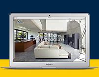 Sweet Concrete - Portfolio Based Contractor Website