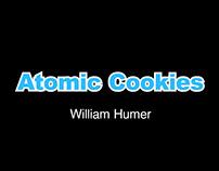 Logo Design for Atomic Cookie