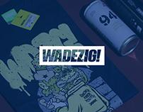 Wadezig! Artist Series: Koma