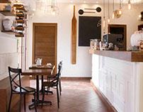 Interior design e arredo - Bar Alimentari Innocenti