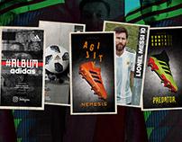 adidas | #ALBUMadidas | FIFA World Cup Russia 2018