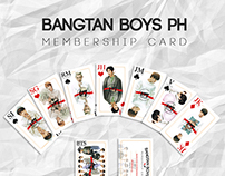 BTSPH Membership Card 2015