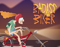 Badass Biker: Character Animation Study