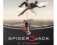 A.R.T. : Spiderjack 3 Ad Campaign