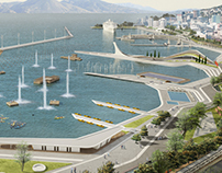'New Masterplan for the Old Port of Patras'