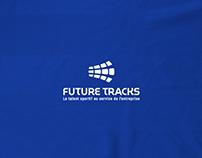 Future Track logo & cards