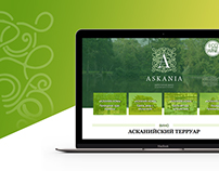 Askania - special web project