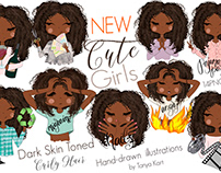 Movie Night Stickers | African American