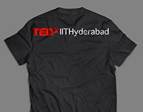 TEDx IIT Hyderabd Event Branding