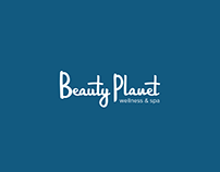 BEAUTY PLANET / Logo redesign
