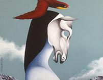 Acrylic on canvas - 50/50 cm