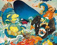 台灣妖怪鬪陣Taiwan Monsters Brawl
