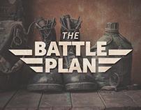 Battle Plan for Prayer - 35 Day Guide & Sermon Art