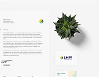 LM10 Group of Companies - Brand & Corporate Identity