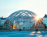 The dome at KTH