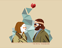 THE ROYAL TENENBAUMS richie&margot