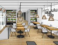 LULU CAFE. TBILISI 2016