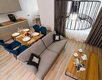 RB Architects: Interior Design 480 DN